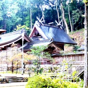 熊野大社本殿