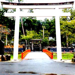 熊野大社八雲橋