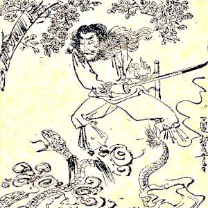建国物語神の国日本よりスサノオ